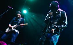 Вася Васин и Noize MC. Фото с сайта yandex.ru