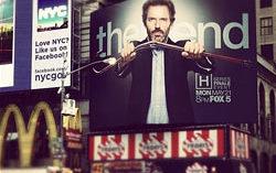 «Доктор Хаус» заканчивается. Изображение с сайта fanpop.com
