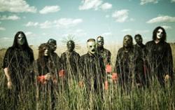 Slipknot. Фото с сайта lastfm.ru