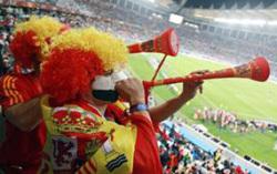 Футбольные гимны. Фото с сайта independent.co.uk