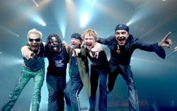 Scorpions. Фото с сайта virtrans-tour.ru
