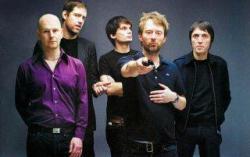 Radiohead. Фото с сайта vdonetske.net.ua