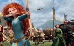 Кадр из фильма «Храбрая сердцем»