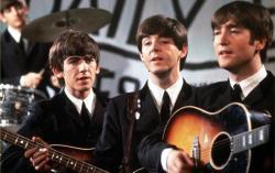 The Beatles. Фото с сайта liveinternet.ru