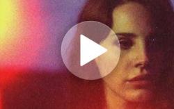 Кадр из клипа Lana Del Rey