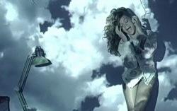 Кадр из клипа Рианны «We Found Love»