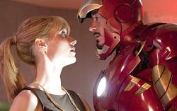 Кадр из фильма «Железный челевек 2»