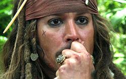 Кадр из фильма «Пираты Карибского моря: На странных берегах»