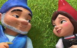 Кадр из мультфильма «Гномео и Джульетта»