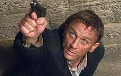 Кадр из фильма «007: Квант милосердия»