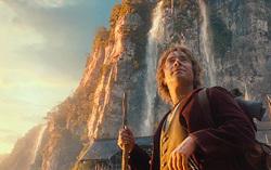 Кадр из фильма «Хоббит: Неожиданное путешествие»
