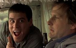 Кадр из фильма «Тупой и еще тупее»