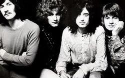 Led Zeppelin. Фото с сайта flegentov.name