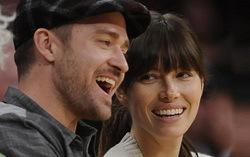 Джастин Тимберлэйк и Джессика Бил. Фото с сайта rus.ruvr.ru