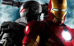 Постер фильма «Железный человек 3»