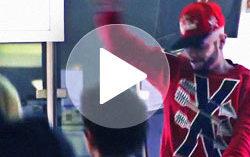 Кадр из видео Тимати — «Gangnam style»
