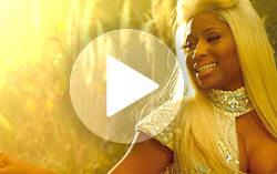 Кадр из клипа Nicki Minaj