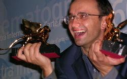Андрей Звягинцев. Фото с сайта 1tvnet.ru