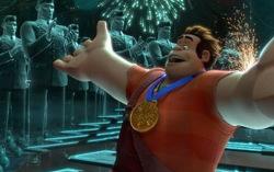 Кадр из мультфильма «Ральф»