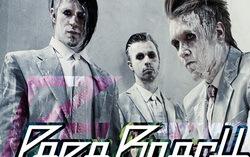 Группа Papa Roach. Фото предоставлено «Теле-клубом»