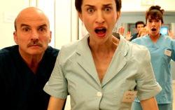 Кадр из фильма «Клиника любви»