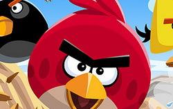 Игра Angry Birds. Изображение с сайта dni.ru