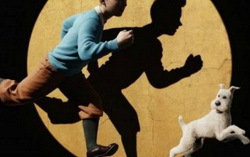 Кадр из фильма «Приключения Тинтина: Тайна единорога 3D»