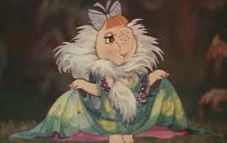 Кадр из мультфильма «Муми-Дол»