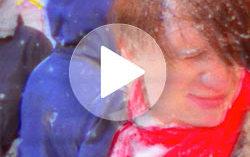 Кадр из клипа «Сансары»