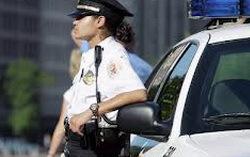 Полицейская США. Фото с сайта rian.com.ua