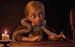 Кадр из фильма «Снежная королева»
