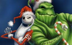Кадр из фильма «Кошмар перед Рождеством»