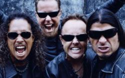 Группа Metallica. Фото с сайта sweet.211.ru