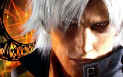 Концепт из игры Devil May Cry 2