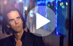 Кадр из клипа Nick Cave The Bad Seeds