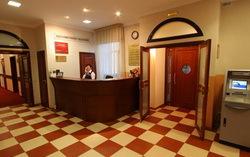 Гостиница. Фото с сайта president-hotel.ru