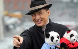 Джеки Чан. Фото с сайта topcelebs.ru