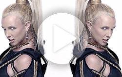 Кадр из клипа  Will.I.am и Бритни Спирс