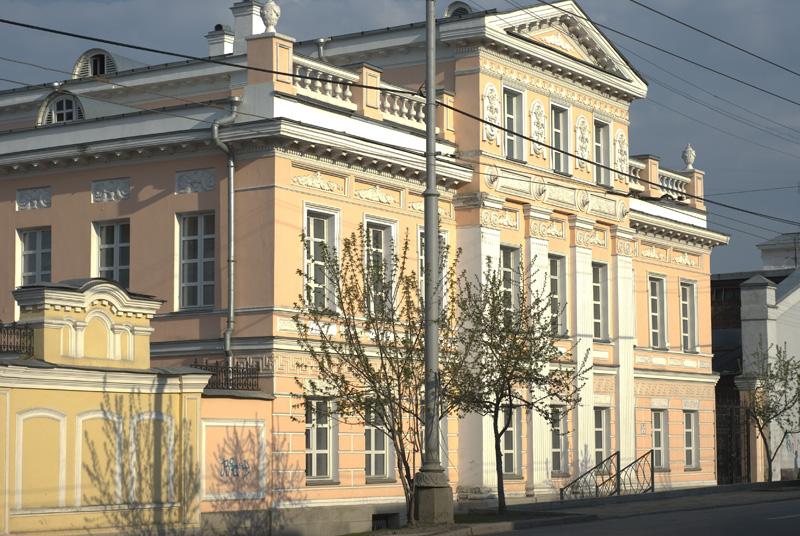 Библиотека им. А.И.Герцена