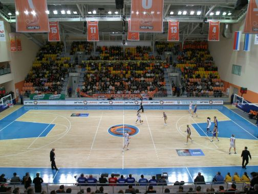 Дворец спорта УГМК