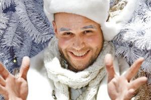 Карнавальная ночь с Максимом Авериным