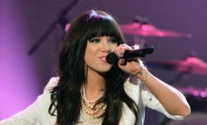 Carly Rae Jepsen: MTV Live Vibrations
